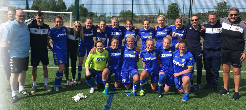 LADIES REPORT: BARNSLEY 1-2 LEEDS UNITED