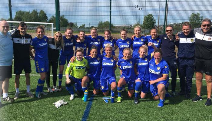 LADIES REPORT: BARNSLEY 1-2 LEEDS UNITED