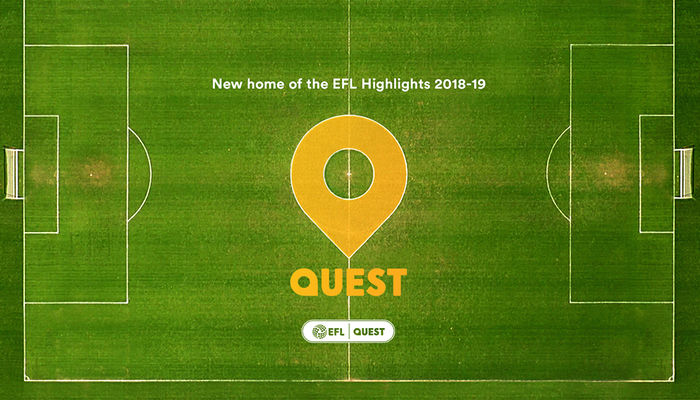 EFL: QUEST BECOMES HOME OF HIGHLIGHTS