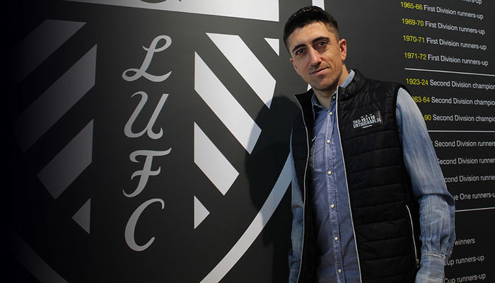 PABLO HERNANDEZ: I WANTED TO STAY HERE