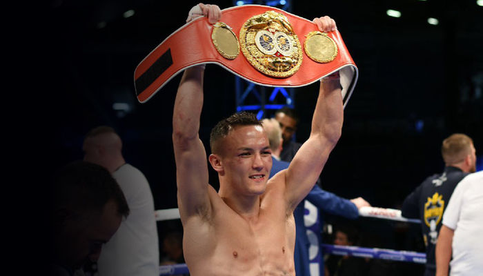 CONGRATULATIONS JOSH WARRINGTON