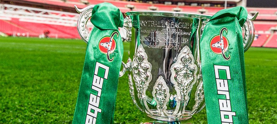 CARABAO CUP: EXTRA TIME REMOVED FROM MATCHES
