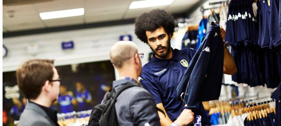 LEEDS UNITED RETAIL EXPANSION ACROSS THE CITY