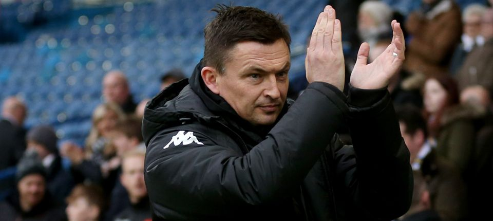 CLUB STATEMENT: PAUL HECKINGBOTTOM