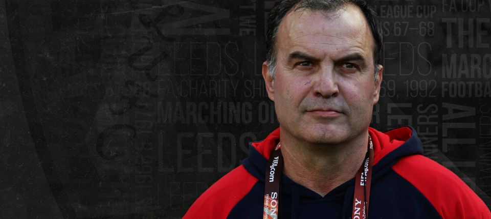 MARCELO BIELSA NAMED HEAD COACH