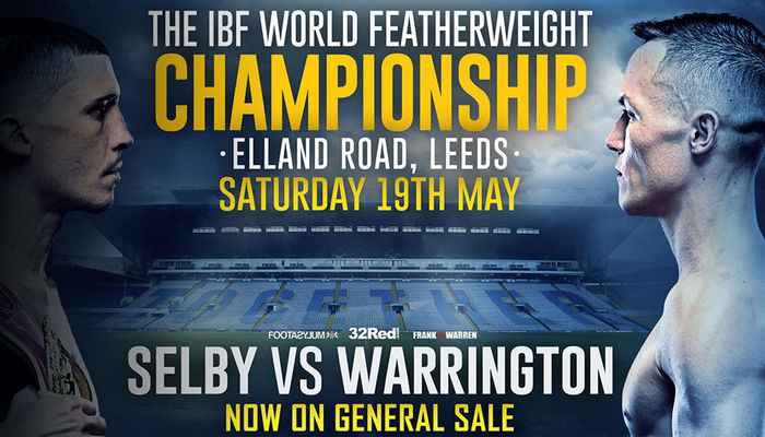 IMPORTANT EVENT INFORMATION FOR BOXING FANS