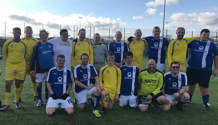 DISABILITY FOOTBALL SESSIONS AVAILABLE