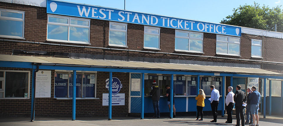 TICKET OFFICE REOPENS ON SATURDAYS