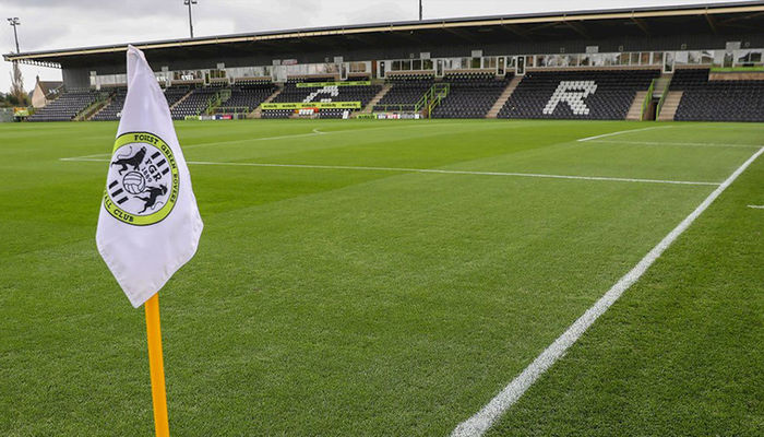 TICKETS: FOREST GREEN ROVERS (A) UPDATE