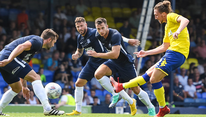 REPORT: SOUTHEND UNITED 1-1 LEEDS UNITED