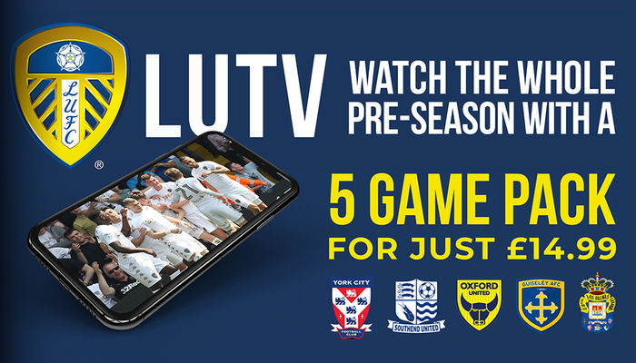 WATCH EVERY PRE-SEASON GAME LIVE ON LUTV