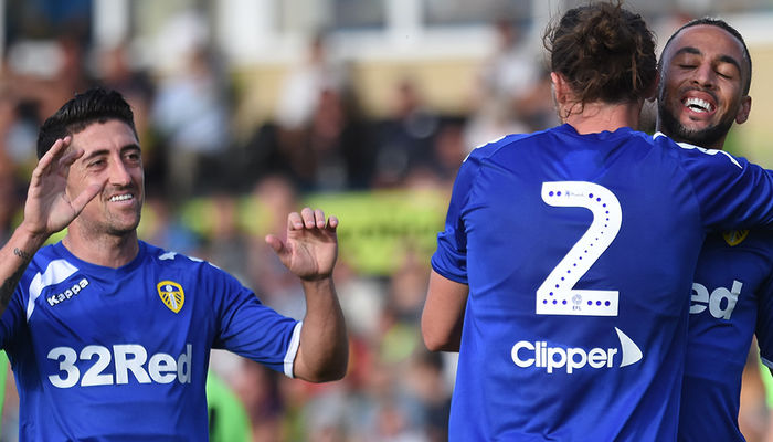 REPORT: FOREST GREEN ROVERS 1-2 LEEDS UNITED