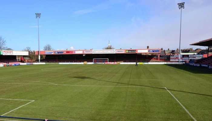 TICKETS: YORK CITY (A) UPDATE