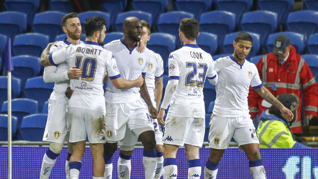 REPORT: UNITED VICTORIOUS AT CARDIFF