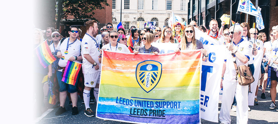 LEEDS PRIDE 2018 SUCCESS