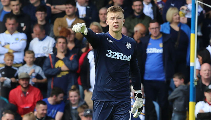 WATCH: BAILEY PEACOCK-FARRELL ON DERBY COUNTY