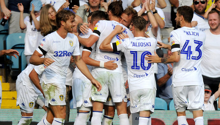 REPORT: LEEDS UNITED 3-1 STOKE CITY