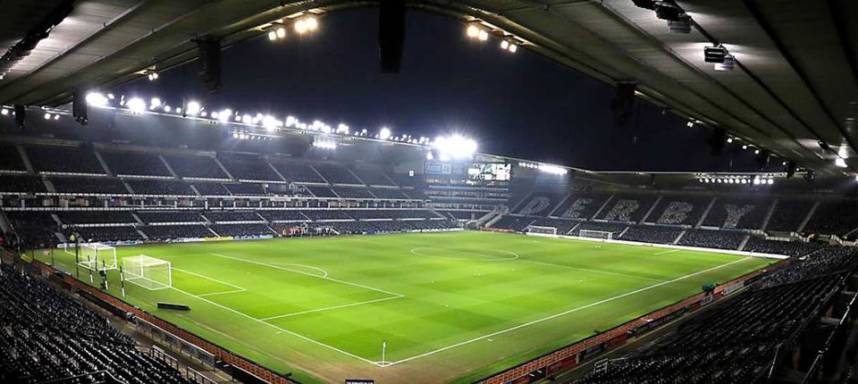 DERBY COUNTY: PLAN AHEAD