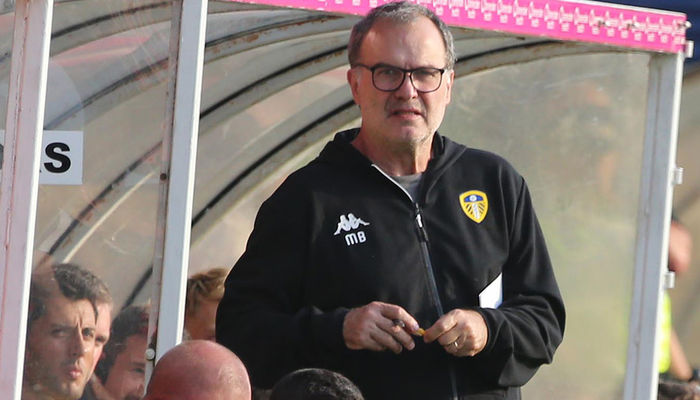 MARCELO BIELSA: WE HAVE TO SHOW OUR FANS WE ARE AMBITIOUS