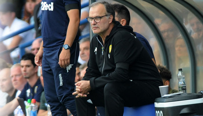 MARCELO BIELSA: SWANSEA KNOW HOW TO BULD FROM THE BACK