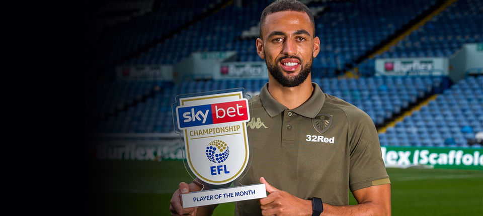 LEEDS UNITED DUO WIN AWARDS