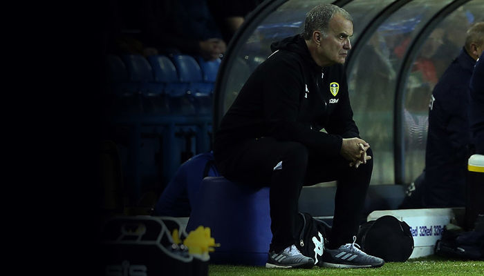 MARCELO BIELSA: THERE ARE VERY FEW THINGS TO CRITICISE