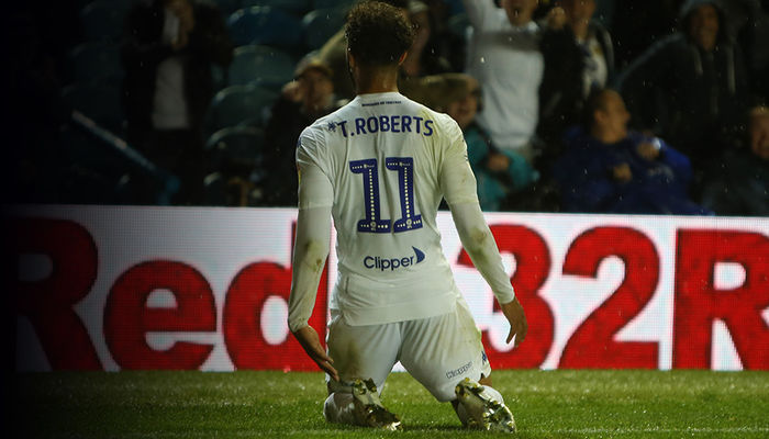 TYLER ROBERTS: IT HAS GIVEN ME A MASSIVE CONFIDENCE BOOST