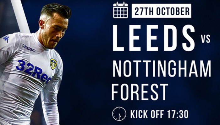 TICKETS: NOTTINGHAM FOREST (H)