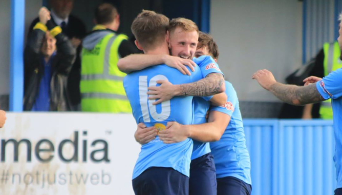 OSSETT UNITED LEAD THE WAY ON NON-LEAGUE DAY