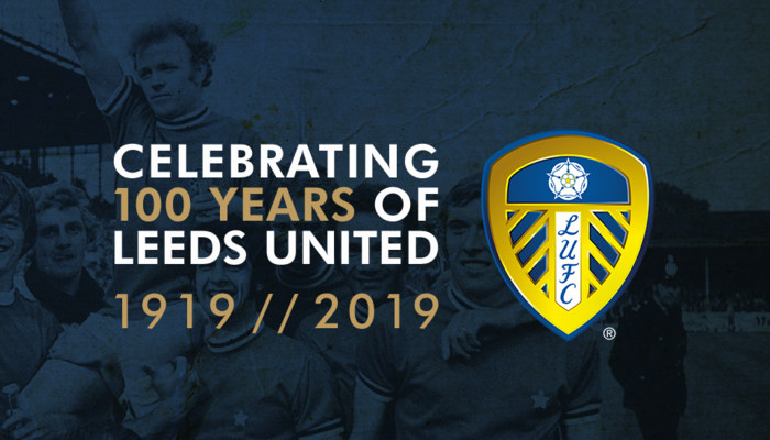 ONE YEAR TO GO UNTIL LEEDS UNITED CELEBRATES IT\'S CENTENARY