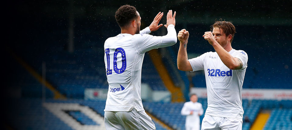 U23 REPORT: LEEDS UNITED 2-2 BURNLEY