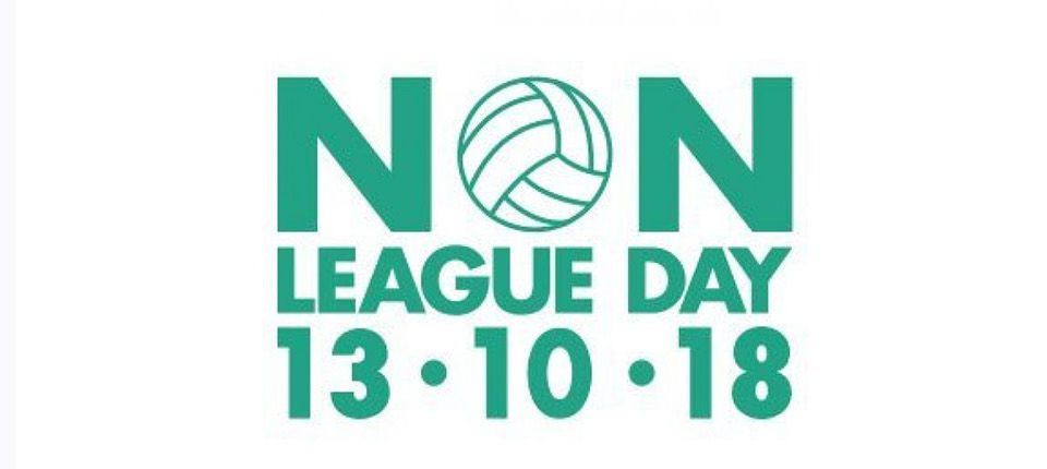 NON-LEAGUE DAY 2018