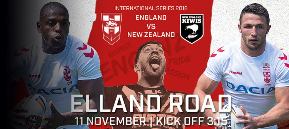 WIN TICKETS FOR ENGLAND V NEW ZEALAND