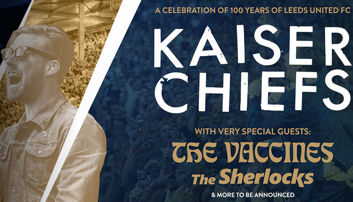 KAISER CHIEFS TICKETS ON GENERAL SALE NOW