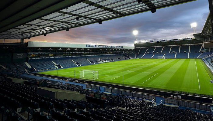 TICKETS: WEST BROMWICH ALBION (A)