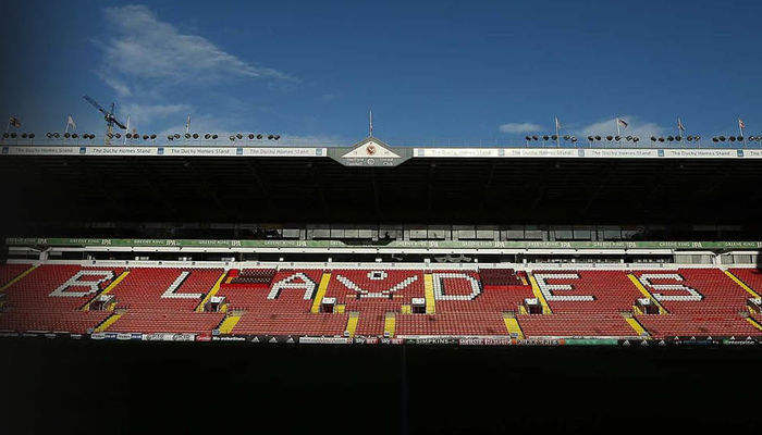 LIVE TV: SHEFFIELD UNITED FIXTURE SELECTED