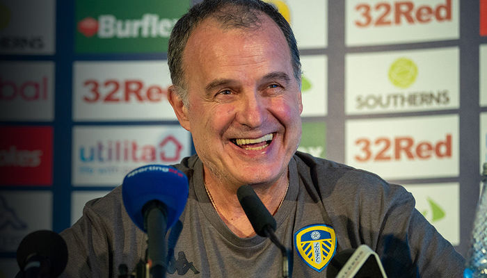 WATCH: MARCELO BIELSA ON BLACKBURN ROVERS