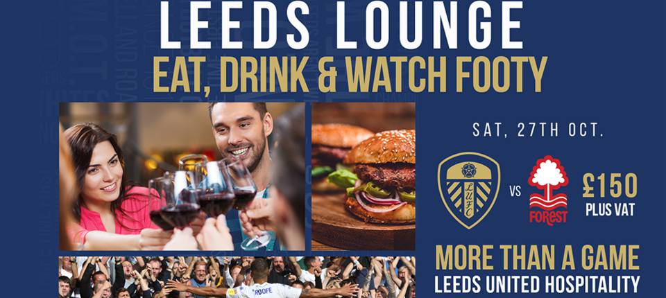 INTRODUCING THE LEEDS LOUNGE