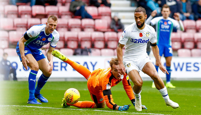 WATCH: WIGAN ATHLETIC HIGHLIGHTS
