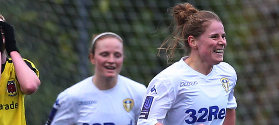 LADIES KEEP UP LEEDS\' WINNING MOMENTUM THIS WEEKEND