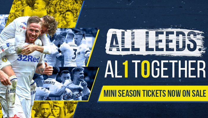 2018/19 MINI SEASON TICKETS