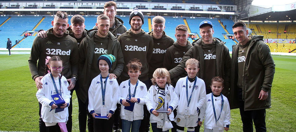 SPECIAL DAY FOR CHARITY MASCOTS