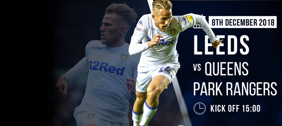 TICKETS: UNDER 800 SEATS REMAIN FOR QUEENS PARK RANGERS CLASH