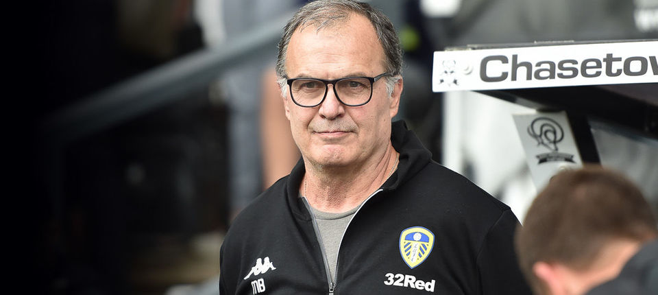 MARCELO BIELSA: THE SOLUTIONS ARE ALLOWING US TO STAY OPTIMISTIC