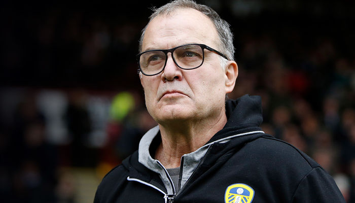MARCELO BIELSA: I'M HAPPY ABOUT THE FOUR WINS IN A ROW