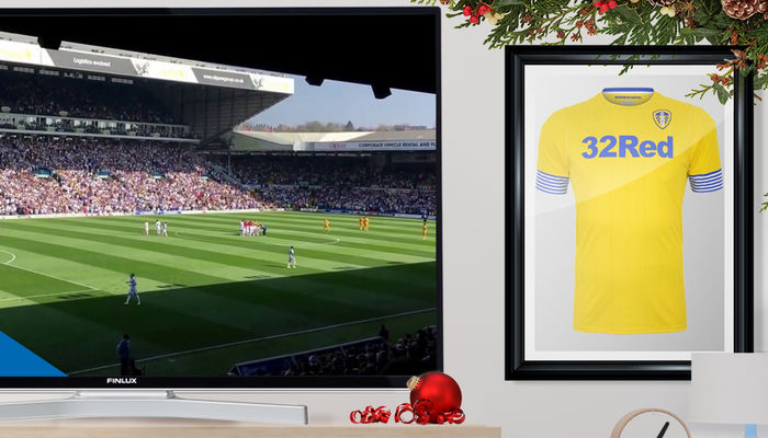 WIN A LEEDS UNITED BOXING DAY BUNDLE WITH EBUYER