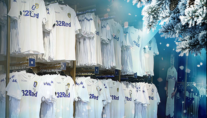 STUCK ON WHAT TO BUY FOR THE LEEDS FAN IN YOUR LIFE?