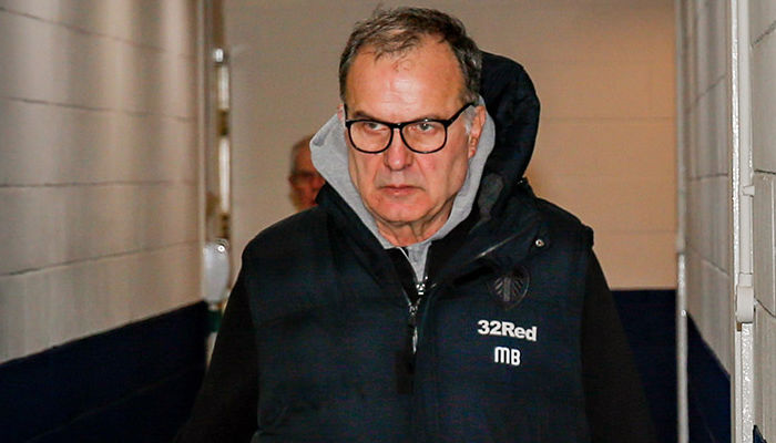 MARCELO BIELSA ON SAMUEL SAIZ ABSENCE