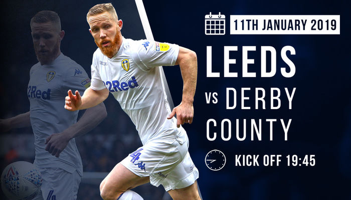 DERBY TICKETS ON SALE TO MEMBERS FROM THURSDAY