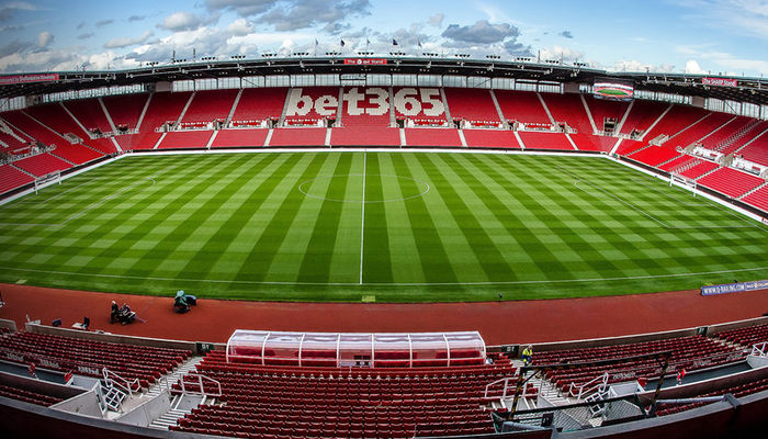 TICKETS: STOKE CITY (A)